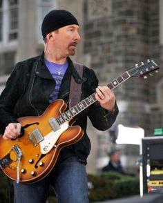 The Edge....oh how i love♥♥♥♥♥♥♥♥♥
