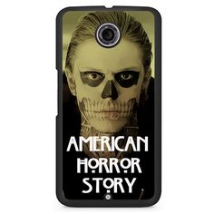 American Horror Story Tate Langdon Phonecase Cover Case For Google Nexus 4 Nexus 5 Nexus 6