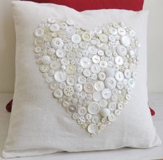 Decorate Home With Heart Cushions: Valentine Special!