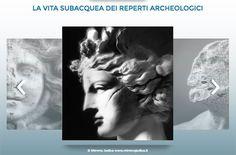 """Archeologia. Nasce il portale dei """"marmi sommersi"""""""