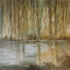 Weeping Willows ~  By John Cannon of Nashville, Tennessee