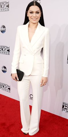 The Best Looks from the 2014 American Music Awards - Jessie J from #InStyle