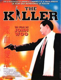 Dip huet seung hung (The killer), 1989 - French poster