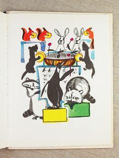 『レインボーブック』(画:ミトゥーリチ/作:マルシャーク) 1979年 - ふぉりくろーる。- 岩手 - 奥州 - 水沢 -