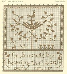 Liberty Primitives and Needlework