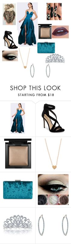 """""""I really think prom is stupid"""" by babyfaith615 ❤ liked on Polyvore featuring Fame & Partners, Imagine by Vince Camuto, Bare Escentuals, Nordstrom, Bling Jewelry and Vera Bradley"""
