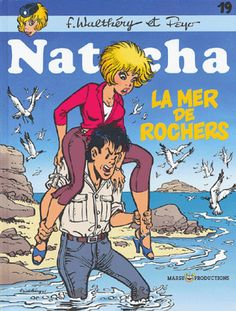 Natacha #19 - La mer de rochers (Issue)