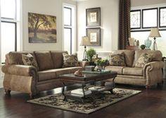 Larkinhurst Earth Sofa & Loveseat,Signature Design by Ashley