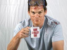 O Halloween por #Dexter