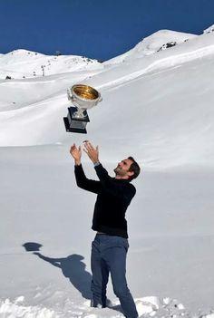 Roger Federer in Switzerland