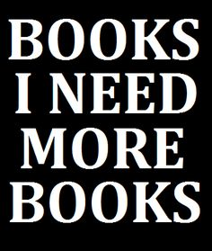 Actually, I just need to read faster!