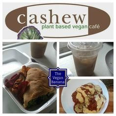 Cashew Vegan Cafe In Downtown Chattanooga TN