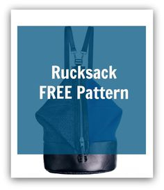 How to Make a Backpack: Free Pattern - My Handmade Space