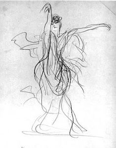 John Singer Sargent, Study for El Jaleo, Isabella Stewart Gardner Museum. Gesture Drawing, Life Drawing, Drawing Sketches, Painting & Drawing, Art Drawings, Figure Drawings, Large Painting, Famous Artists, Great Artists