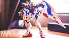 Wing Gundam Ver. Ka., via Flickr.