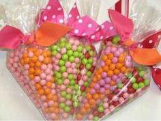 Bolsitas de dulces