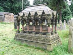 The Jelly Journals: Unusual grave stones.