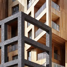 The top 10 architecture and design trends of 2015: timber buildings
