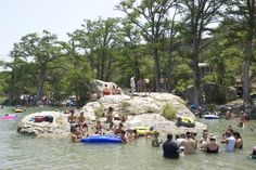 Frio River In Con Can Texas Water Is Always The Sixties And Feels Great