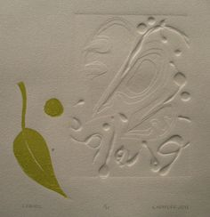 Candace Nicol: WOW! Collagraph Print Exchange
