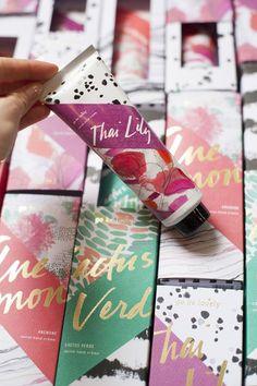 Lavish Hand Cream via DesignLoveFest