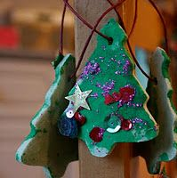 30 Homemade Ornaments for the Kids from hands on : as we grow