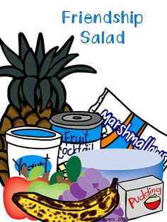 Start the year off telling the story of Friendship Salad where every ingredient is a positive student behavior except for the rotten banana.  We don't want rotten bananas in our class.