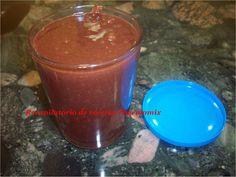 Recopilatorio de recetas : Nocilla con leche thermomix
