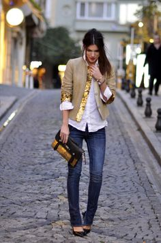 10 Great Winter Looks That Are OH-SO Cozy & Fab! | Fab You Bliss