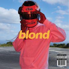 """Frank Ocean in Pink: alternatives Albumcover für """"Blond"""""""