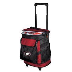 Georgia Bulldogs NCAA Rolling Cooler