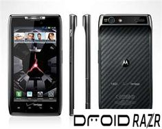Get a free Motorola Droid RAZR! With registration from