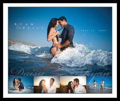 Pictures in the ocean