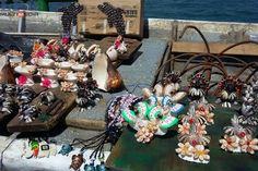 imagenes de artesanias con caracoles - Buscar con Google