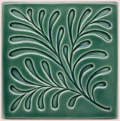 Arts and Crafts Movement Pattern | Arts And Crafts Tiles, Ceramic Art Tile, Wall Art Tile