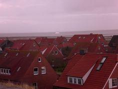 Rote Dächer