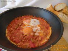 5 recetas con huevos. ¡¡Qué cosa más rica!! | Cocinar en casa es facilisimo.com