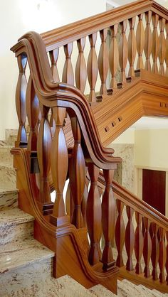 Balustrade #staircaserailings