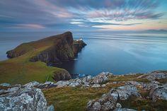 Who else wants to go to Scotland?? Neist Point, Isle of Skye, Scotland, GB© Eggles