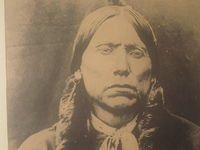 Quanah Parker - Wikipedia, the free encyclopedia. Quanah was a Comanche chief, a leader in the Native American Church, and the last leader of the powerful Quahadi band before they surrendered their battle of the Great Plains and went to a reservation in Indian Territory.