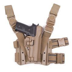 BLACKHAWK SERPA Sig P220 Series Tactical Leg Holster - Keepshooting®