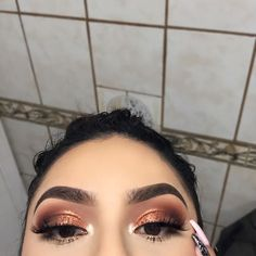 Exceptional Makeup goals info are offered on our site. look at this and you will not be sorry you did. Eye Makeup, Makeup On Fleek, Prom Makeup, Beauty Makeup, Makeup 2018, Makeup Goals, Makeup Inspo, Makeup Inspiration, Makeup Tips