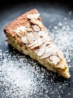 Lemon Ricotta Almond Cake - gluten free