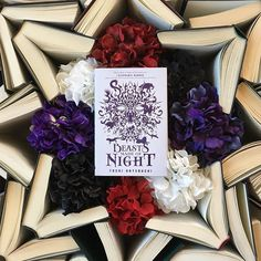 Thank you so much to @penguinteen for sending me a copy of Beasts Made of Night to read and review. This book sounds really good!  Since there is a threat of another snow day tomorrow for my kids I thought it was the perfect chance to share a #booksnowflake with you. Do you like the snow? And if youve never seen snow do you want to?  Day 16: #allthebooksjan {snow day}  #beastsmadeofnight #prhpartner #bookstar #bookkaleidoscope #penguineteen #razorbill #fantasy #bookstagrammer #bookdragon
