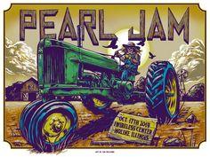 Pearl Jam by Ian Williams
