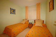 Marina d'Or Apartamentos - Dormitorio dos camas Bed, Furniture, Home Decor, Apartments, Yurts, Beds, Decoration Home, Stream Bed, Room Decor