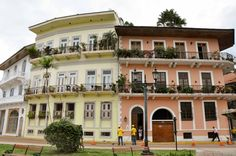 Casco Viejo is a beautiful section of Panama City, with colonial buildings, plentiful plazas and narrow, winding streets