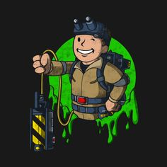 GHOST BOY T-Shirt - Ghostbusters T-Shirt is $11 today at Ript!