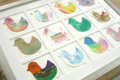 Class watercolor art - 15 Fun Gift Ideas for Teacher Appreciation Week - ParentMap