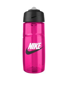 Flow Waterbottle - Nike - Vivid Pink - Treeniasusteet - Urheiluvaatteet - Nainen - Nelly.com